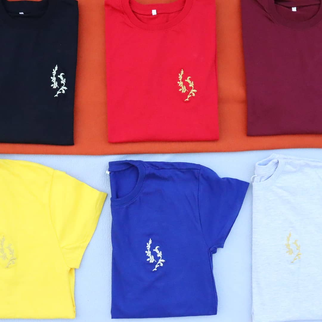 Lily Crest Tees