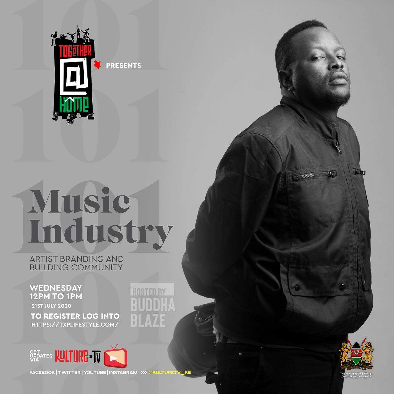 Music Industry 101 - Artist branding & building community